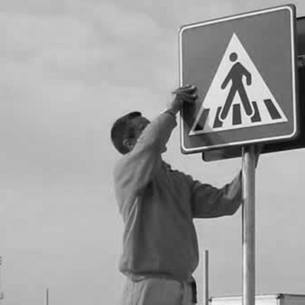 Assistenza segnaletica di sicurezza
