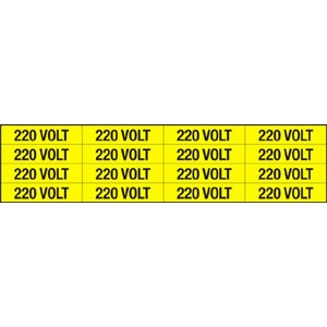 Etichette Sicurezza - Norma UNI 7543/1