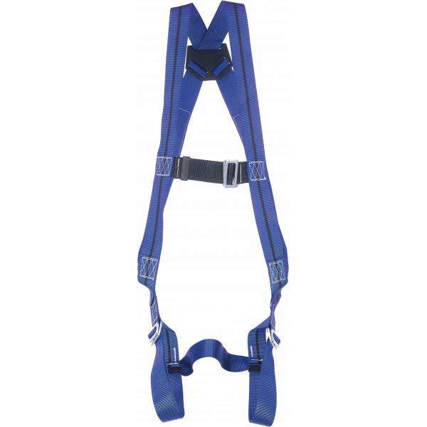 Imbracatura con 1 punto di atttacco dorsale senza cintura