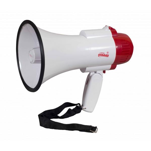 Megafono 10 watt con impugnatura