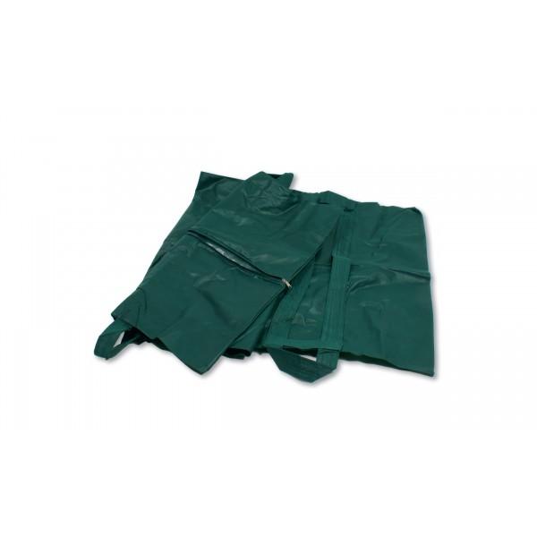 Sacco salma in tnt verde 215x80 cm