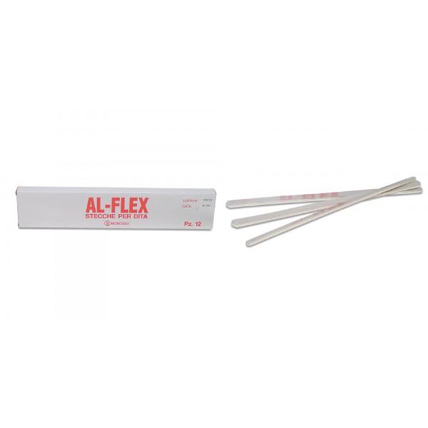 Stecca alluminio/spugna cm.46x1