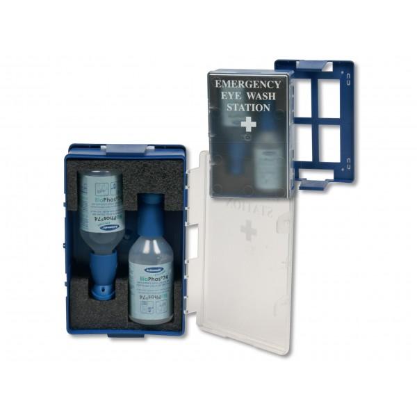 Kit soluzione ph neutro 2 flaconi ml.250 (acq405) in eurokit cop trasparente
