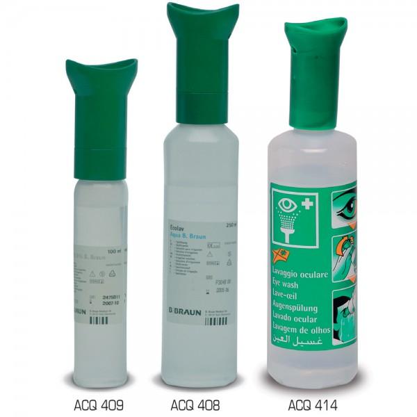 Soluzione salina sterile ml.100 per lavaggio oculare