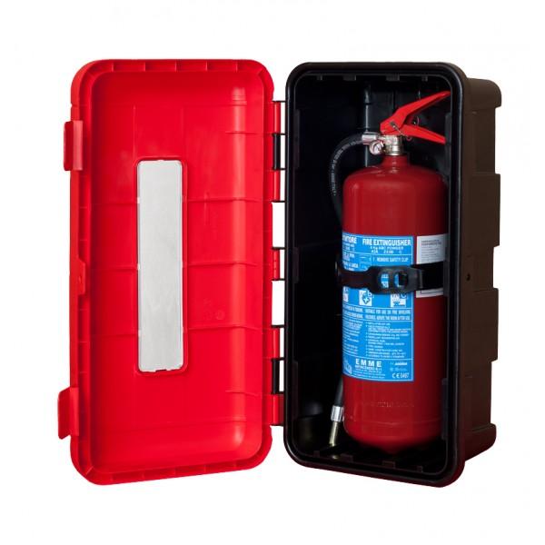 Cassetta porta estintore kg.6 per uso interno/esterno