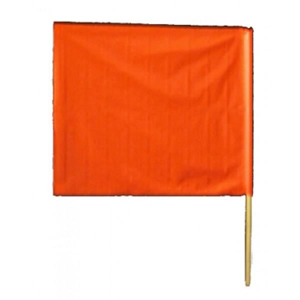Bandiera segnalazione drappo rosso mm500x500