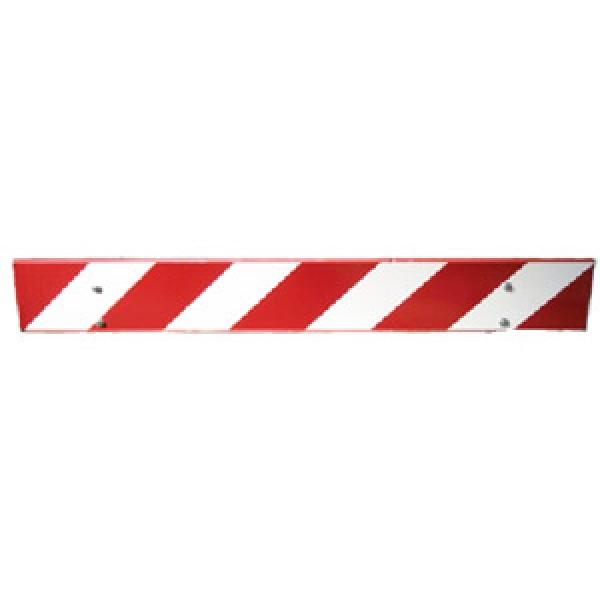 Barriera stradale tipo leggero rifrangente cl.1 - formato 1500x200 mm