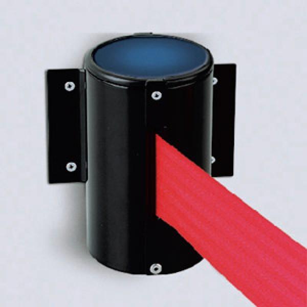 Avvolginastro nero h mm 110 c/nastro nero l 2500 mm