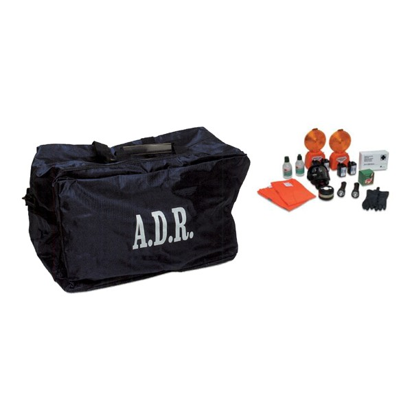 Kit adr trasporto gas contenuto come da catalogo