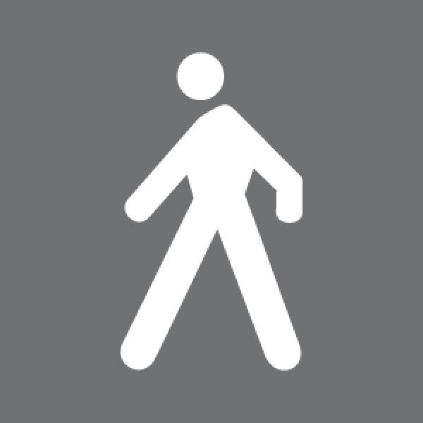 Dima in ferro formato lato 800 mm figura 125