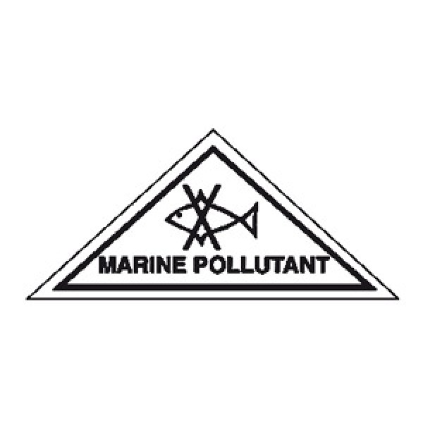 Etichetta autoadesiva formato 150x100 marine pollutant