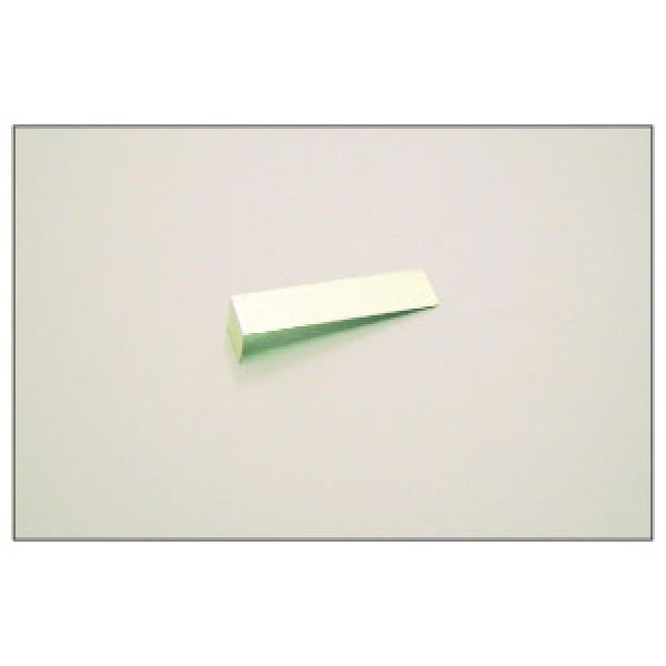 Alluminio adesivo luminscente formato mm 200x50 marcatura hi per gradini (higrad)
