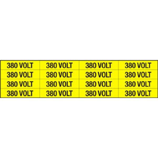 Foglio distributore formato mm 240x60 da 16 et. 380 volt
